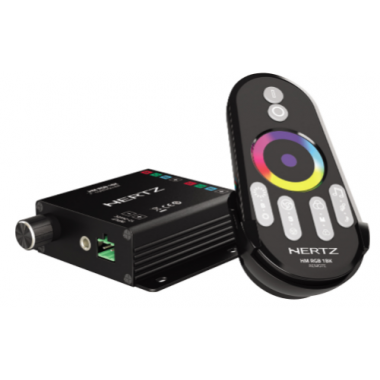 HERTZ - RGB Controller With RF Remote Control