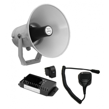 KAHLENBERG - Model KB-15G Electric Horn and Hailer