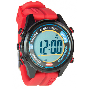 RONSTAN - CLEARSTART™ 40mm Sailing Watch, Red