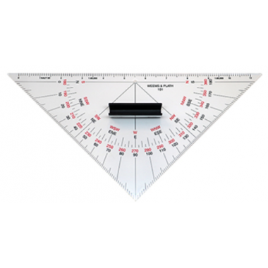 WEEMS & PLATH - Protractor Triangle with Handle